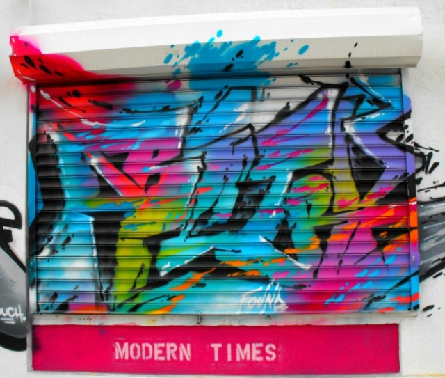 Miami - Wynwood Arts District modern times