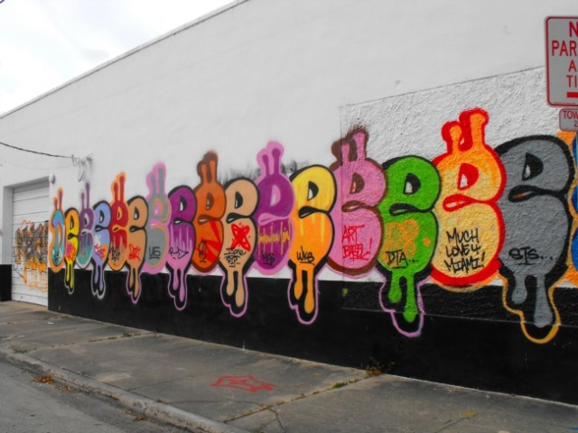 Miami - Wynwood Arts District repeat