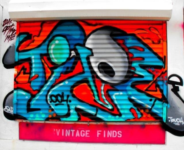 Miami - Wynwood Arts District vintage finds
