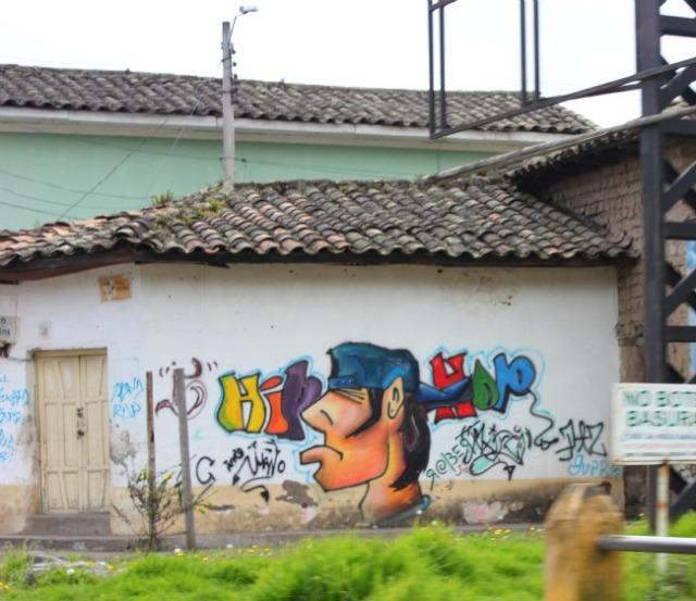 Ecuador - San Pablo hip hop