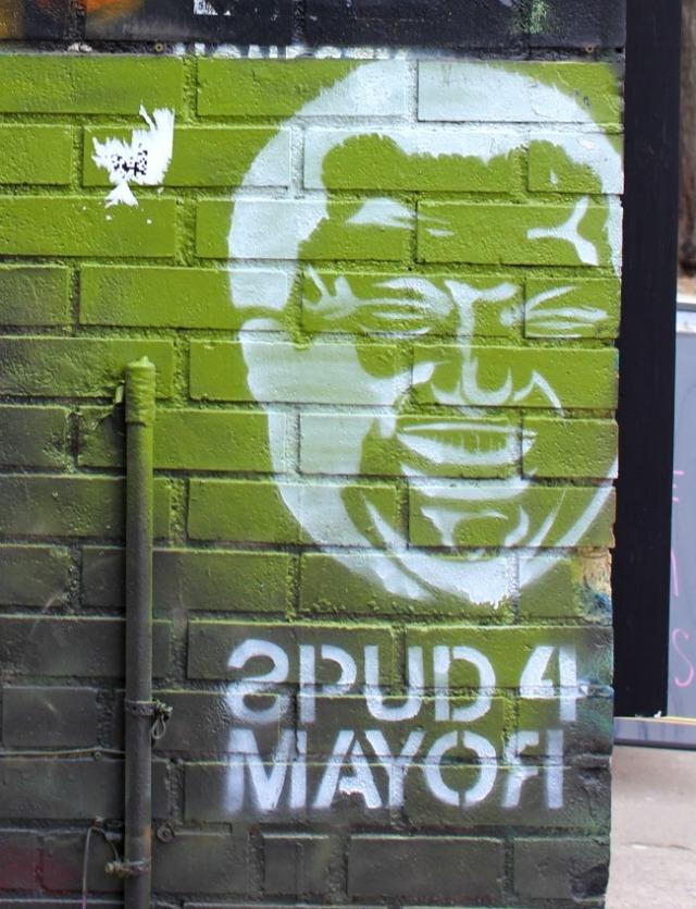 Toronto - spud 4 mayor