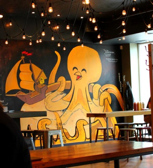 Toronto - Wurst octopus