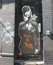Montreal - elvis is dead