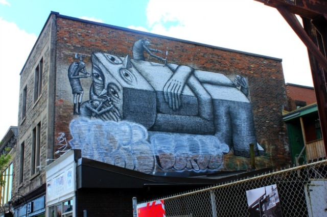 Montreal - monster creation