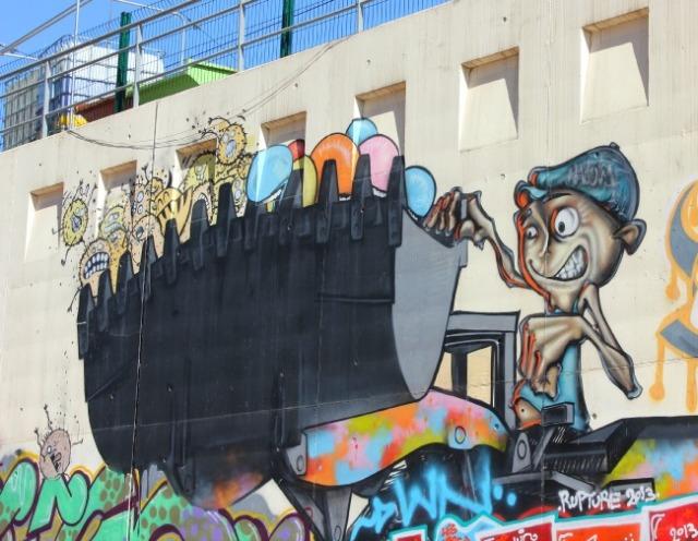 France - Marseille La Friche belle de mai
