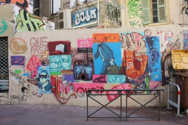 France - Marseille Que pasa