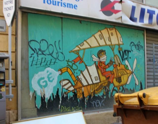 France - Marseille traveller