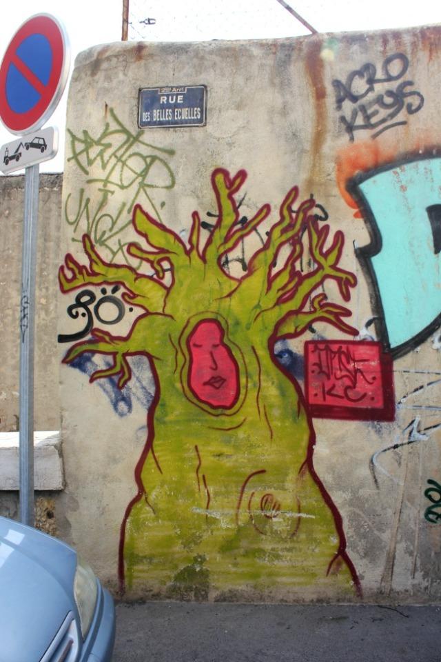Marseille - tree of life