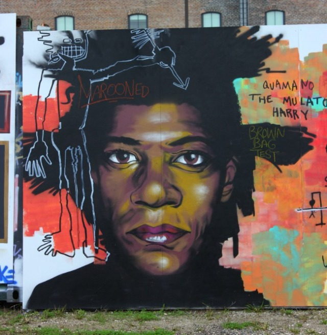 New Orleans - Basquiat