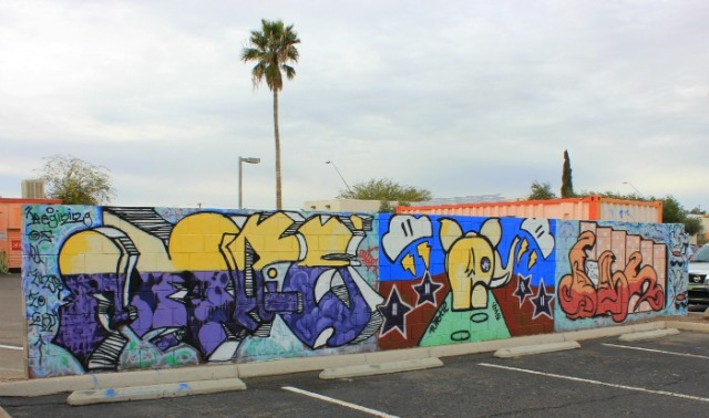 Arizona - Tucson graffiti