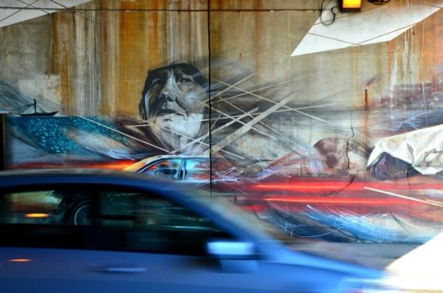 Toronto - graffiti underpass 2