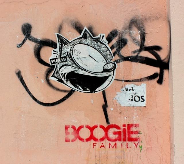 Puerto Rico - SJ boogie family