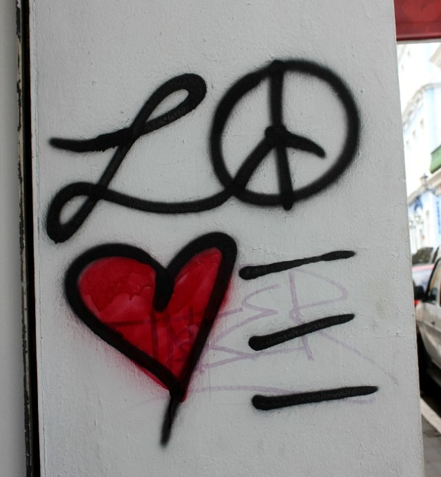 Puerto Rico - OSJ love