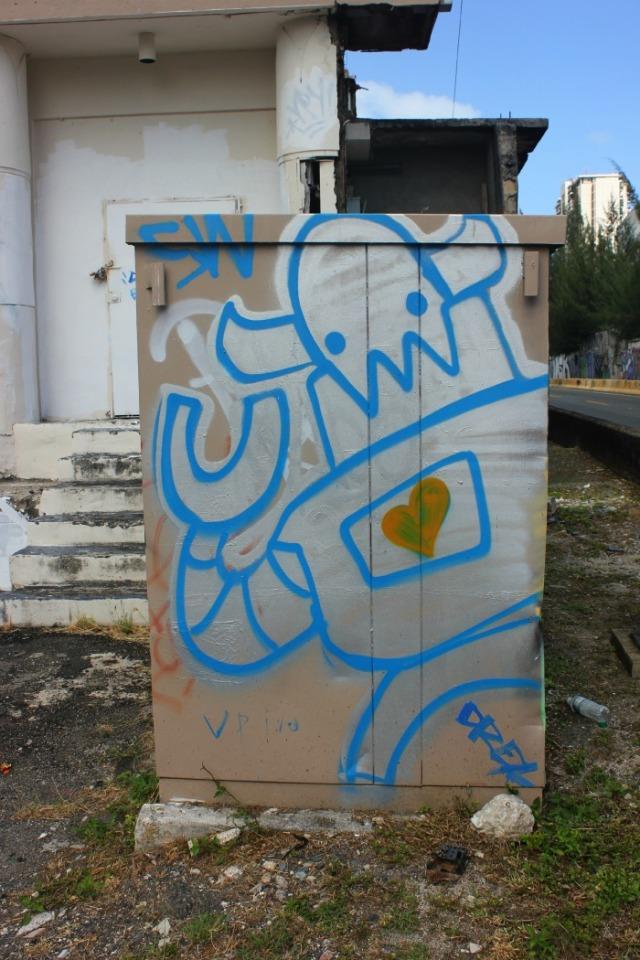 Puerto Rico - OSJ robot