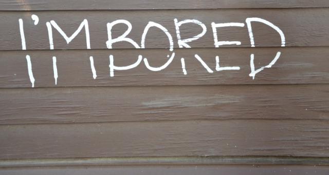Toronto - bored graffiti