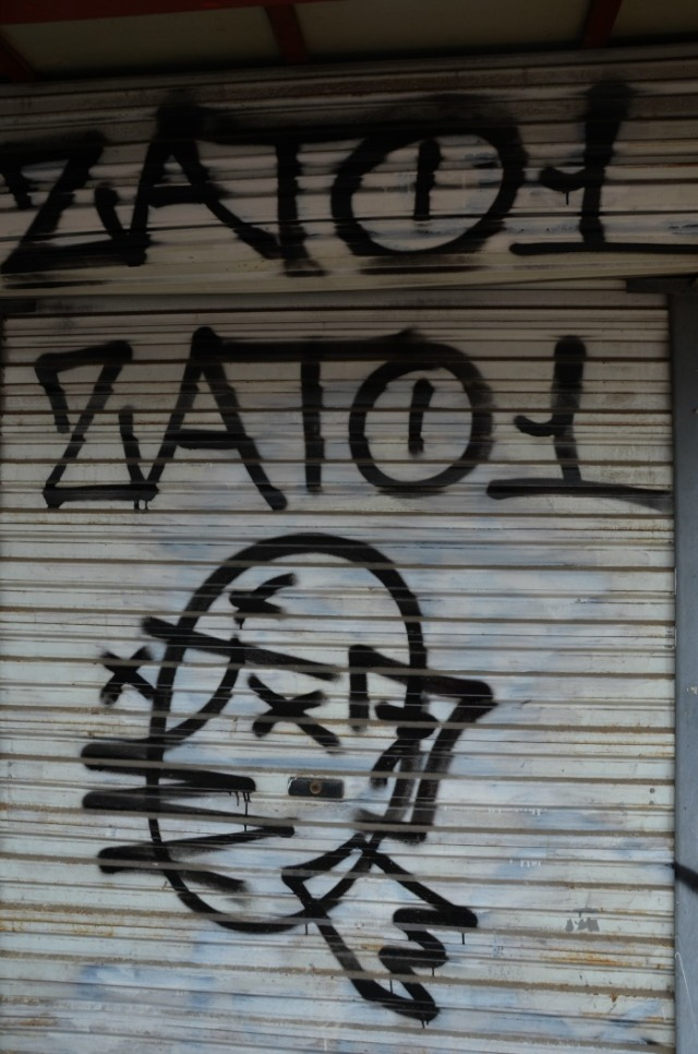 Beijing - zato graffiti