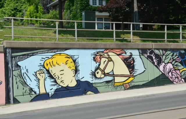 Toronto - Bathurst St dreamer