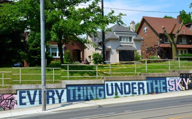 Toronto - Bathurst St everything