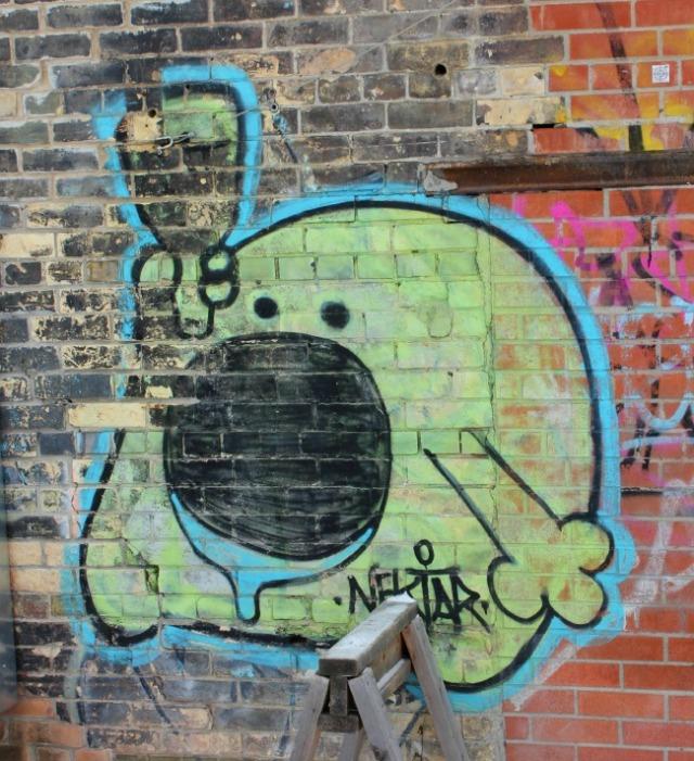 Toronto - nektar graffiti