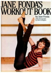 Jane Fonda Workout Book