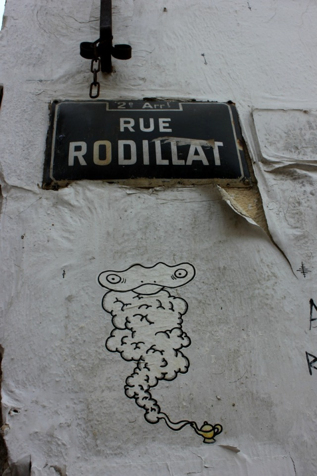 Marseille - graffiti genie