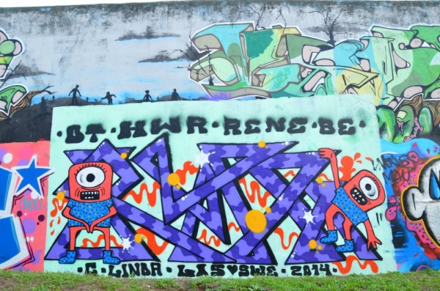 Portugal - Lisbon graff bt hwr