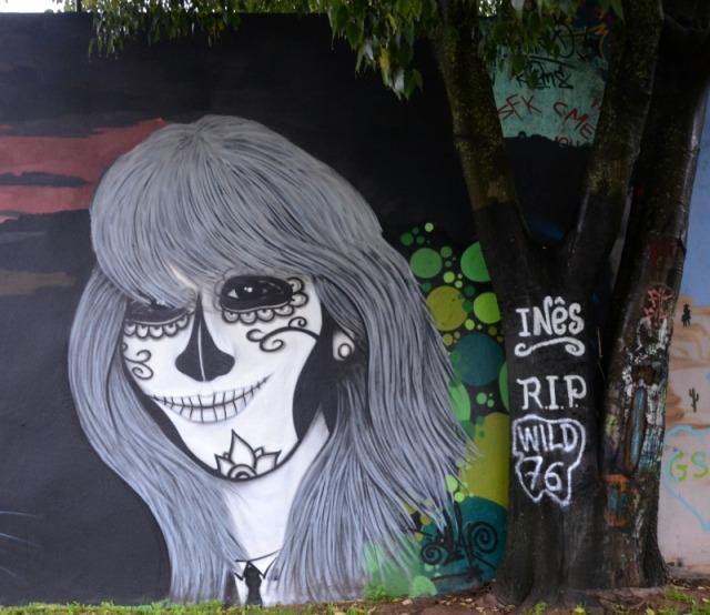 Portugal - ines graffiti