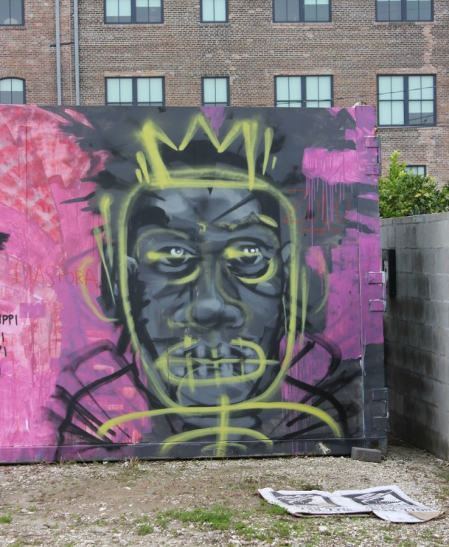 Nola - Basquiat king