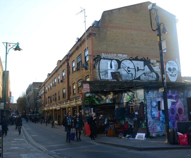 London - Brick Lane