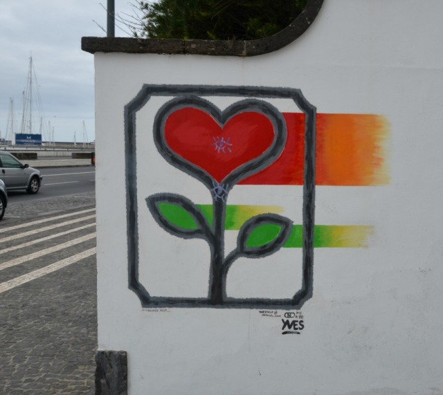 Azores - Yves love