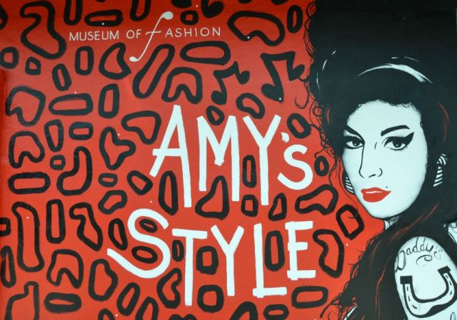 Miami - Amy style graffiti