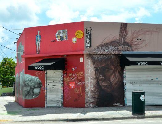 Miami - graffiti corner