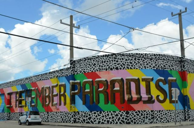 Miami - Wynwood paradise