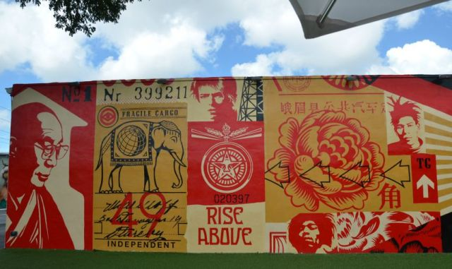 Miami - Wynwood Fairey