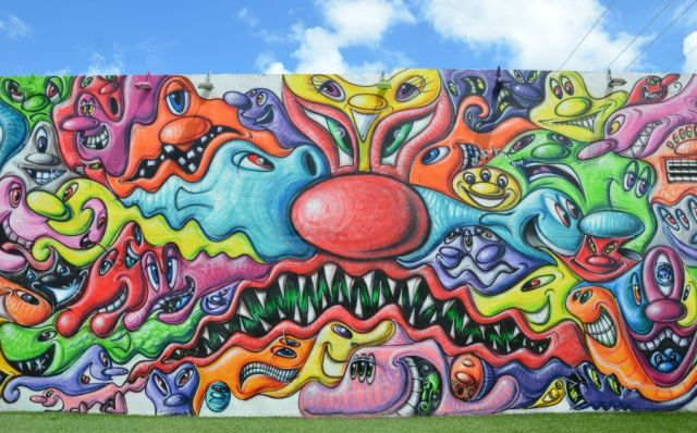 Miami - Wynwood Scharf