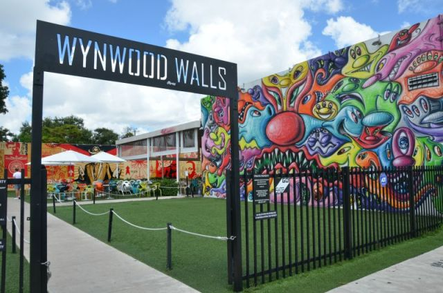 Miami - Wynwood Walls right
