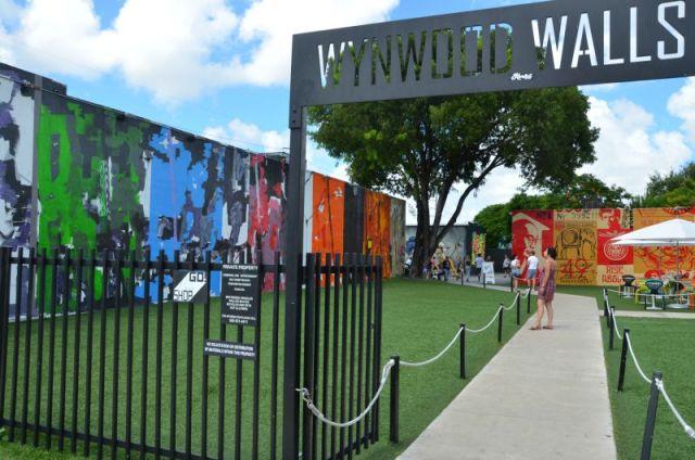 Miami - Wynwood Walls left