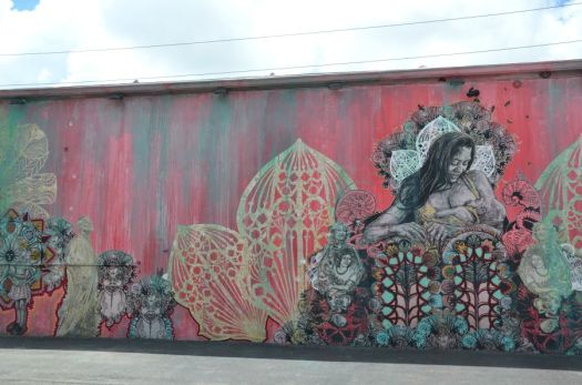 Miami - Wynwood Swoon