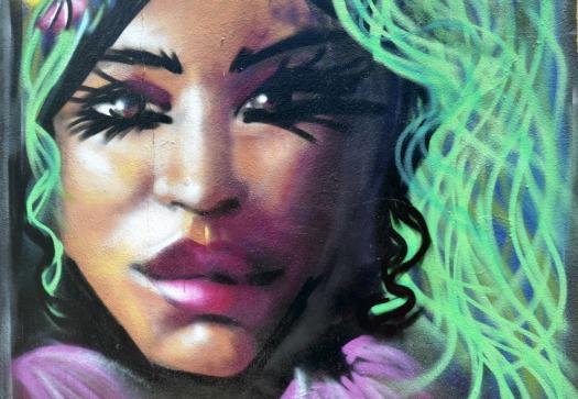 Miami - Little Havana lady a