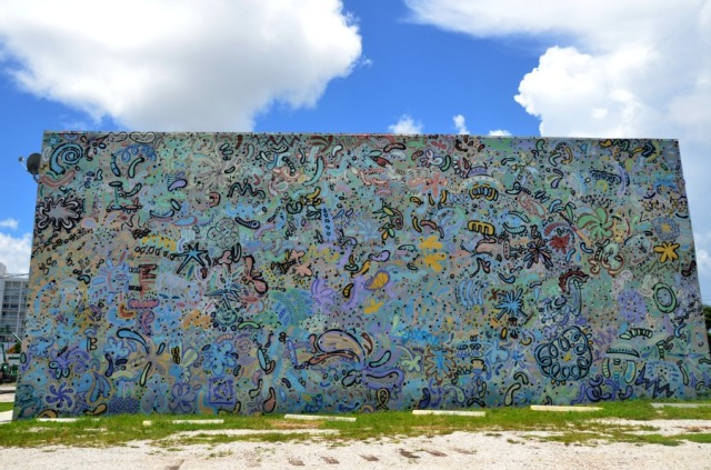 Miami - Wynwood mural