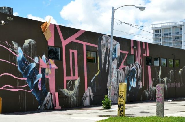 Miami - Wynwood wall