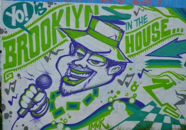 Miami - Brooklyn graff