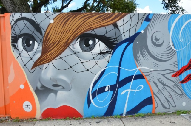 Miami - graffiti look
