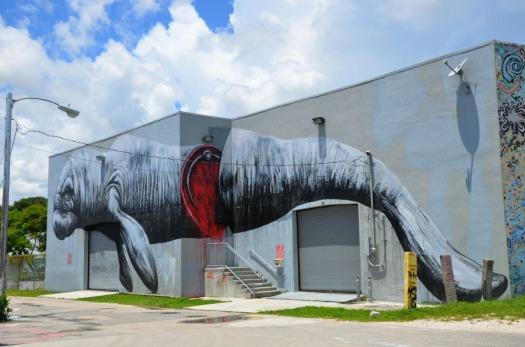 Miami - walrus