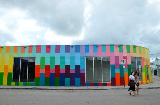 Miami - graffiti colour