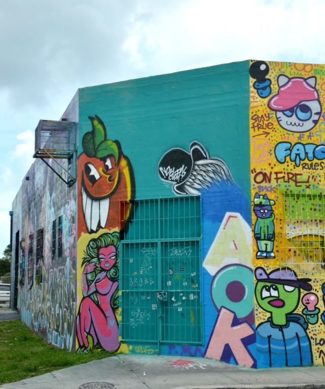 Miami - graffiti ok
