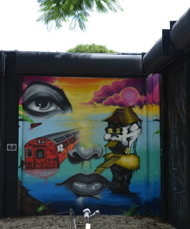 Miami - Wynwood graff mind