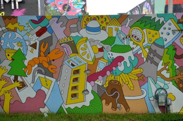 Miami - anything graffiti