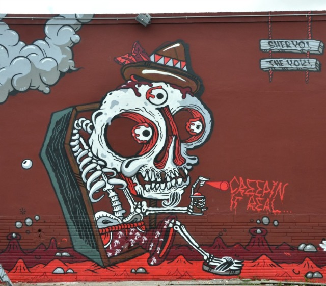 Miami - Wynwood creepin