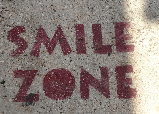 Miami - Wynwood smile